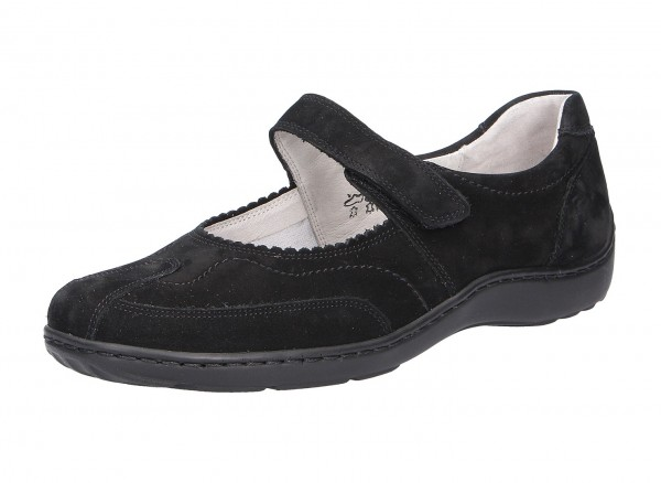 new concept 939a6 330d8 Henni Waldläufer Damen Comfort Slipper